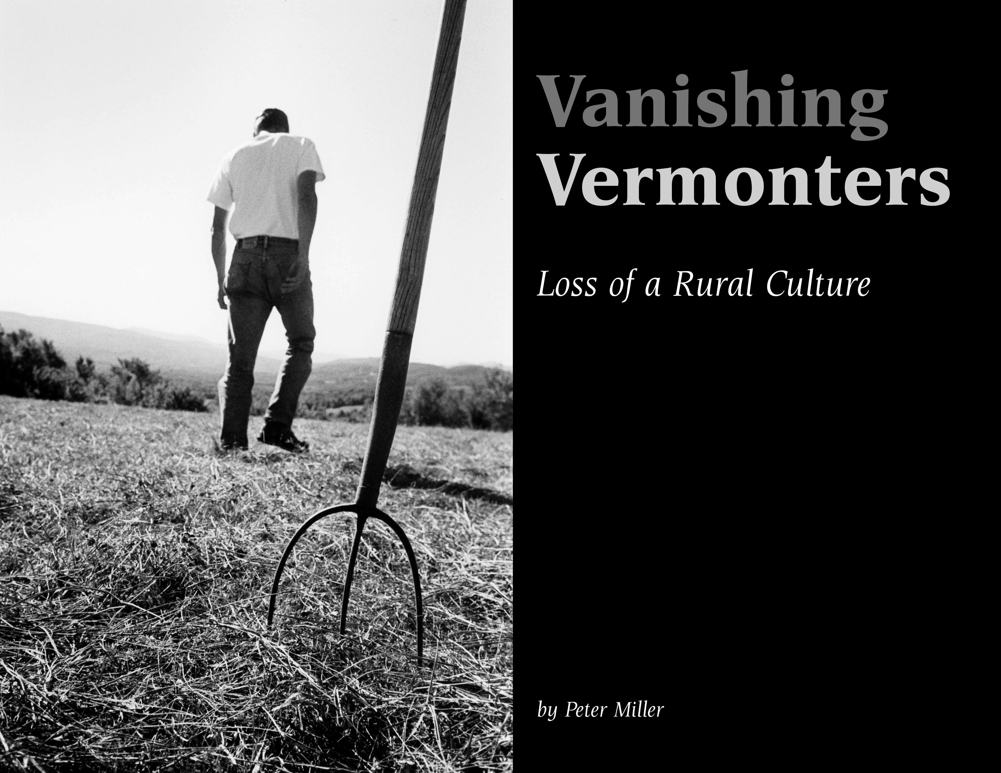 Vanishing Vermonter cover